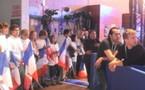 Nicolas Sarkozy aux  Sables d'Olonne : «Les choses vont se jouer sur le fil du rasoir»