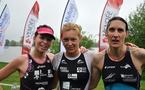 Le triathlon des Herbiers est remporté par la Russe Inna Tsyganok, La Sablaise Myriam Guérin décroche le titre de championne de Vendée triathlon.