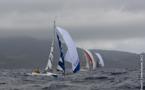 Les Sables-Les Açores-Les Sables: La flotte des 6,50m est ce matin au large de Terceira