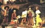 Les vendredi 30 novembre, samedi 1er et dimanche 2 décembre le marché de Noël s'installe à Beaulieu sous la Roche