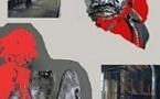 Carole Rapin, créatrice de bijoux, expose l'artiste peintre Patrick Héline jusqu'au 28 février 2013