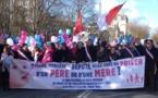 Succès de la manifestation du 2 février en Vendée