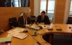 NDDL: Yannick Moreau rencontre le Ministre des transports