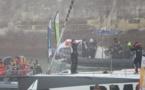 Kojiro Shiraishi (DMG Mori Global One) 16e du Vendée Globe