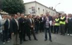 Manifestation du 13 septembre : Véronique BESSE soutient les artisans du bâtiment