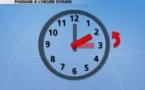 Dimanche 27 octobre: il faut changer d'heure