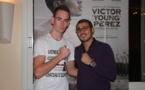 """Plus de 200 personnes à l'avant première du film 'Victor Young Perez"""" ."""