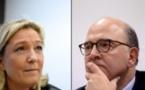 Moscovici - Le Pen : le duel