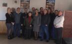 """Patricia Laroche a présenté sa liste """"Talmont fait Front avec le Rassemblement Bleu Marine et le Front national """""""