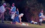 Olonne-sur-Mer : scénographie ce soir à 22h30 à Pierre- Levée