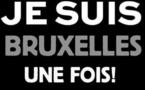 Je suis Bruxelles une fois