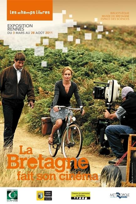 """Exposition: """"La Bretagne fait son Cinéma"""" jusqu'au 28 août"""