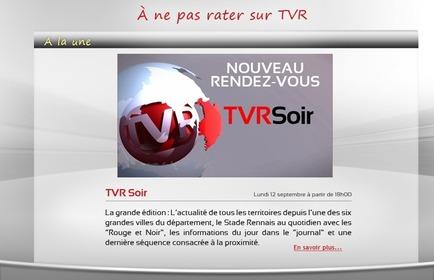 TVR Soir, dès lundi en direct à 18h00