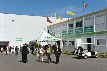 Le salon professionnel, international et convivial pour tous les acteurs du monde de l'élevage se tiendra à Rennes au Parc des Expositions du 13 au 16 septembre 2011.