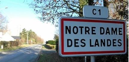 Ils manifestent pour soutenir les occupants de Notre-Dame-des-Landes