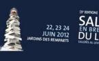 Salon du livre en Bretagne du 21 juin 2013 au 23 juin 2013