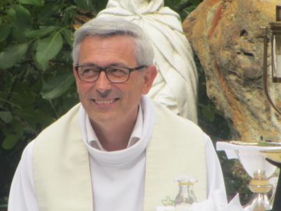 Daniel Archambaud nouveau curé de paroisse