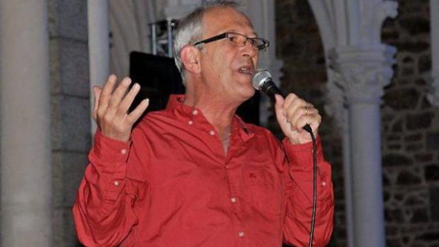 Patrick Richard chanteur engagé