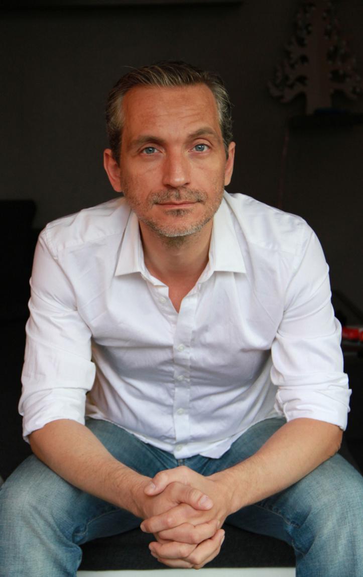 Olivier Norek parle dans ses romans de situations vécues personnellement