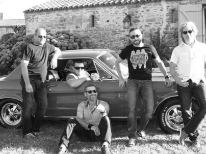 Le groupe rock Sakya bien connu en Vendée se produira sur la scène principale située sur la place du Château