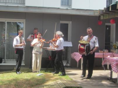 Concert de Constellation des Carpates ce vendredi 6 juillet