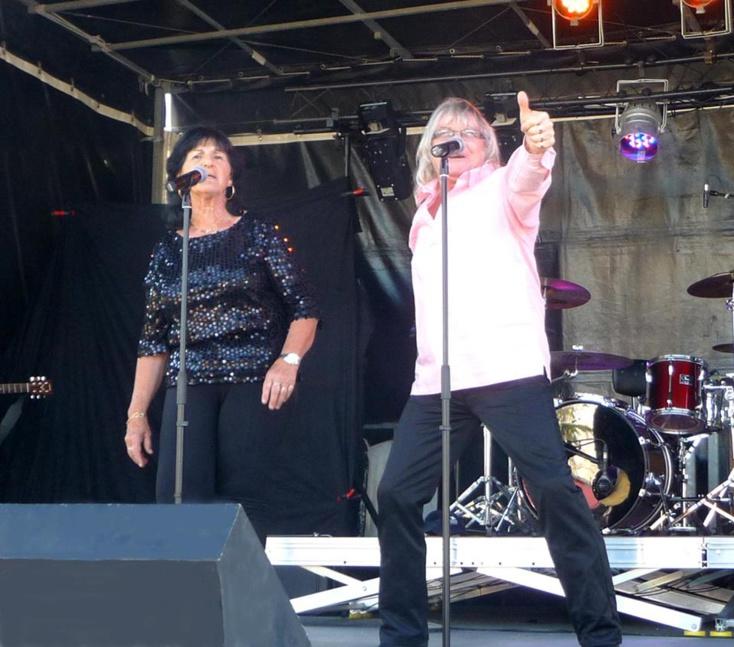 Claude et Marylou en concert ce samedi à Port Bourgenay