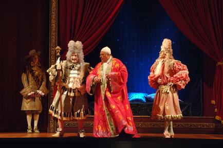 Le Bourgeois Gentilhomme de Molière à Talmont Saint-Hilaire les 4 et 5 avril