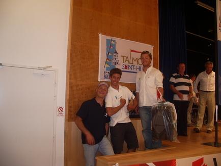 David Raison sur TeamWork Evolution remporte la Transgascogne 2011
