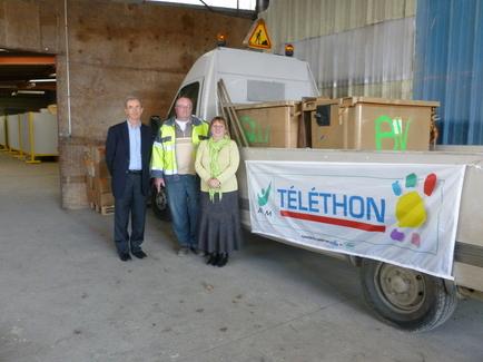 Téléthon : la communauté de communes se mobilise