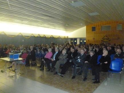 Voeux de la municipalité: le coeur de Ville priorité de Pierre Berthomé pour 2012