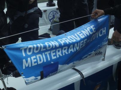 Victoire de Toulon Provence Méditerranée à Port Bourgenay ce samedi