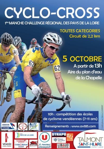 Le Cyclo-cross a lieu ce samedi