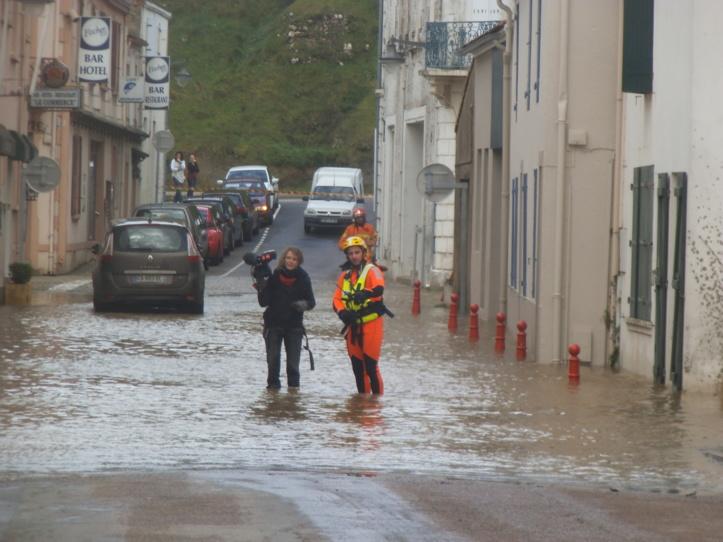 Alerte inondation !