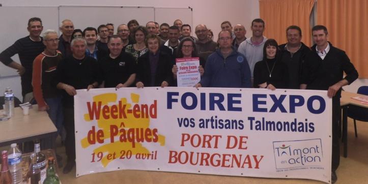 Foire Expo les 19 et 20 avril  à Port Bourgenay