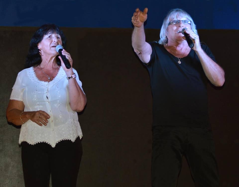 Claude et Marylou en concert samedi 27 août à Port Bourgenay