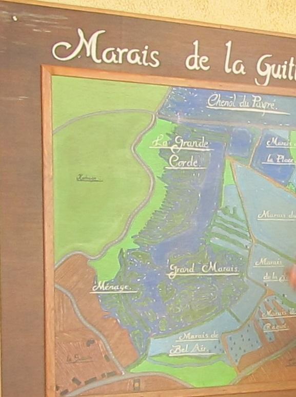 Marais de la Guittière: une convention pour des travaux de valorisation