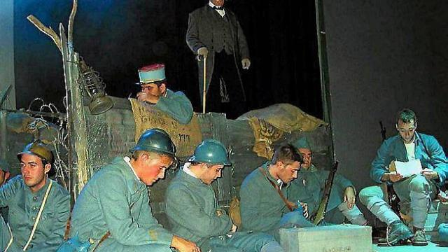 «Clemenceau, la Tranchée des baïonnettes» ouverture de la billetterie