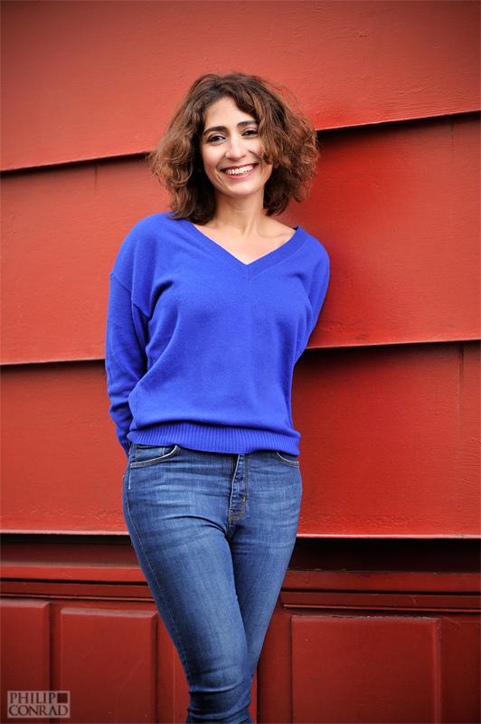 Rencontre avec  Isabelle Saporta ce vendredi