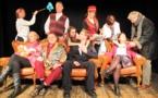 Théâtre avec la Cie Mezzo'reilles dans «Je veux voir Mioussov»