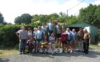 Convivialité et  plaisir à l' Amicale vélo de Talmont