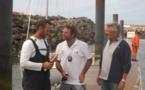 Transgascogne : Bertrand Delesne vainqueur de la 2°étape
