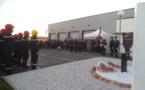 Les sapeur-pompiers à l'honneur